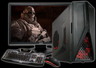 Phenom SLI custom gaming PC
